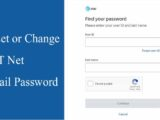DIY Tips to Change or Reset ATT Net Email Password